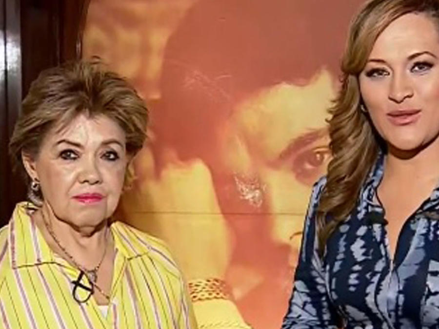 Silvia Urquidi prepara homenaje para Juan Gabriel