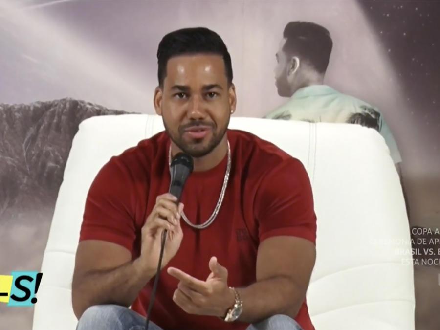 Romeo Santos no lo invitó a Juan Luis Guerra (VIDEO)