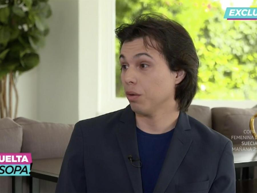 Joao Aguilera seguirá luchando por la herencia de Juan Gabriel (VIDEO)