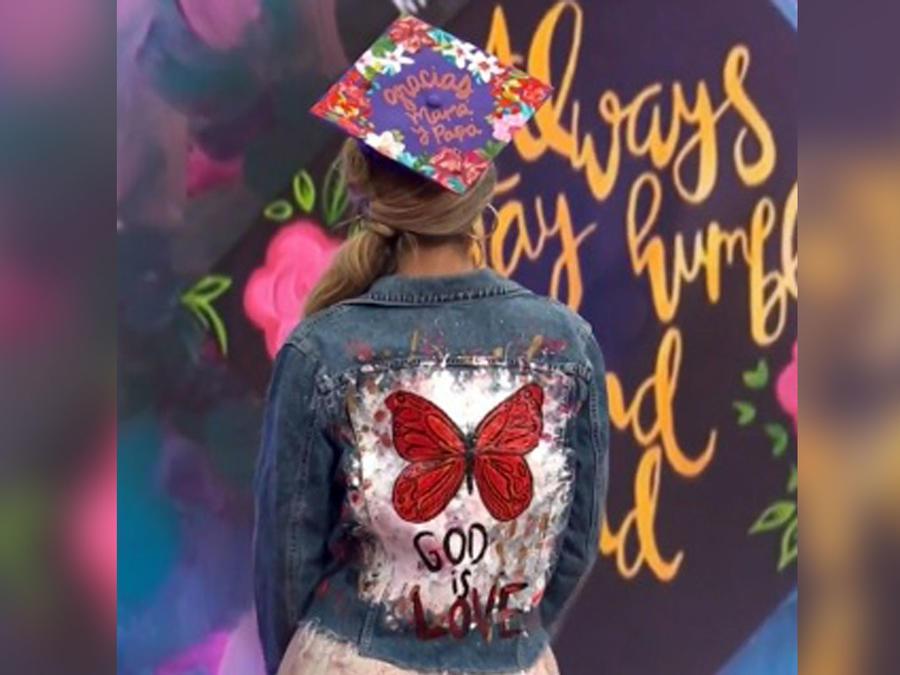 Colección de moda pintada a mano