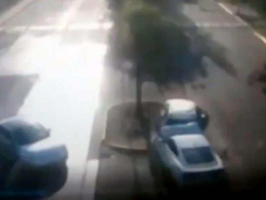 Joao Maleck acusado de atropellar y matar pareja