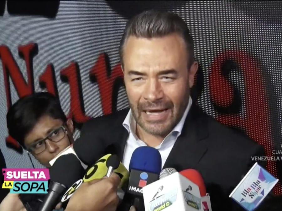 Sergio Sendel denuncia al movimiento #MeToo (VIDEO)