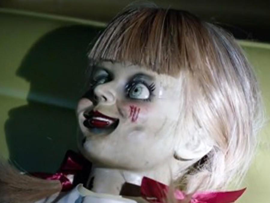 Annabelle 3, nueva película de terror