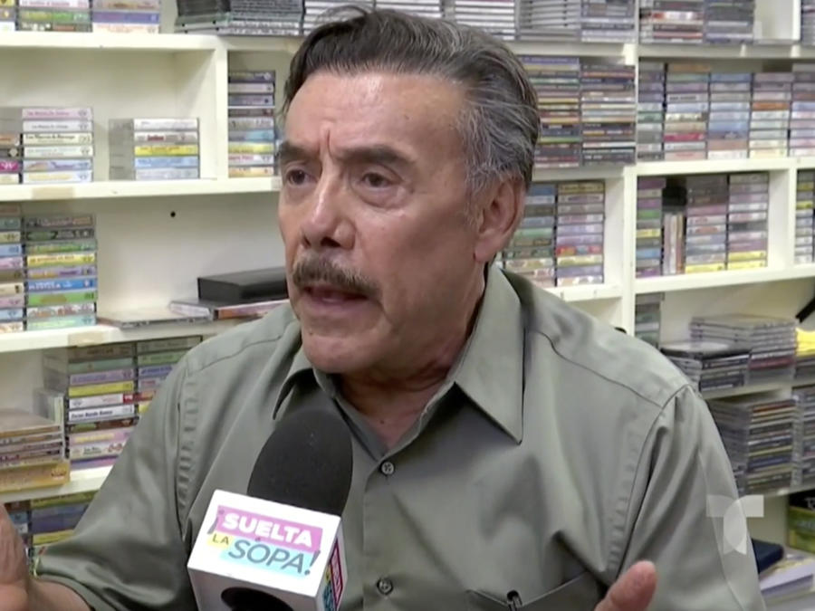 Don Pedro Rivera defendió a Chiquis de los ataques de Carmen Jara (VIDEO)