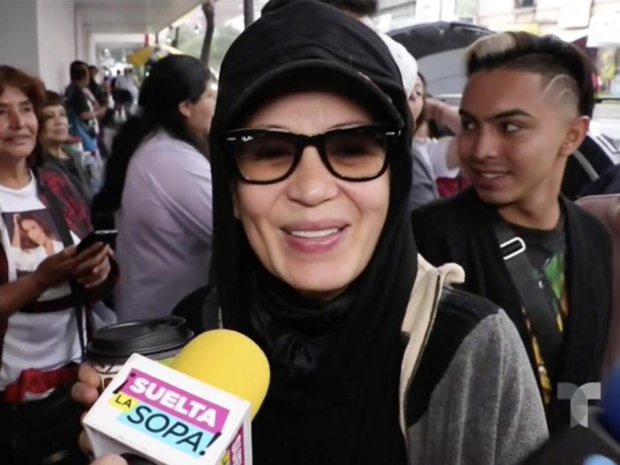 ¿Yolanda Andrade se casó con Verónica Castro? (VIDEO)