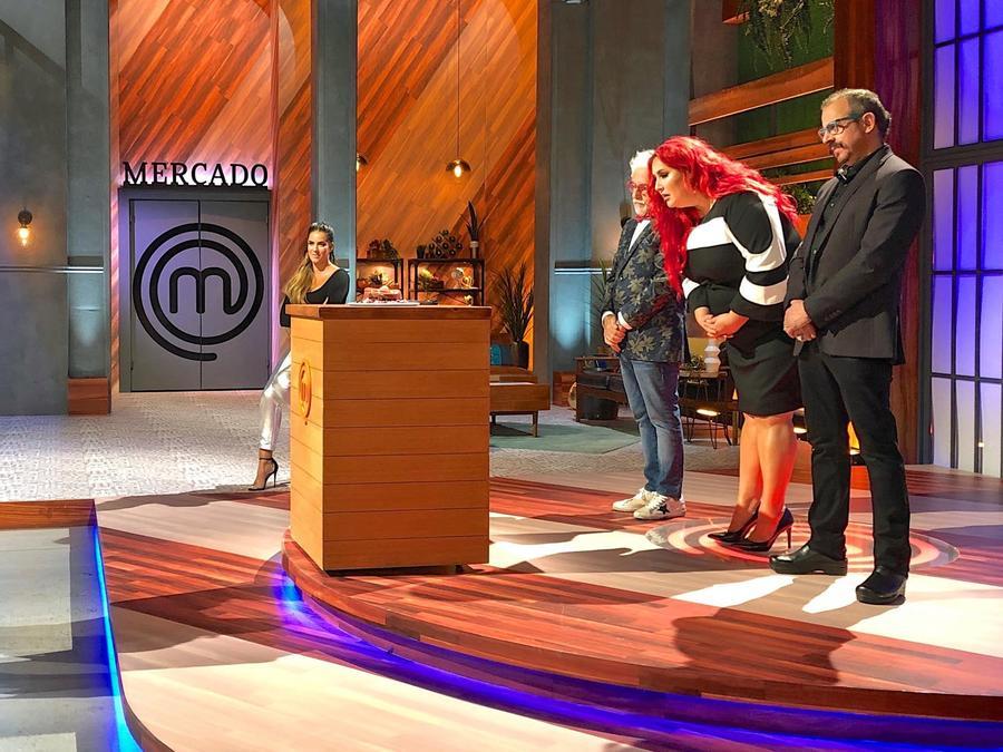 Los jueces destrozaron el pastel de Dennis y María Luisa en MasterChef Latino 2