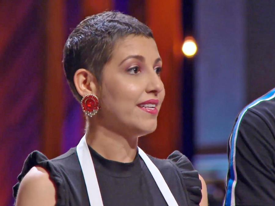 Sara Ordoñez cambia de imagen en MasterChef Latino 2