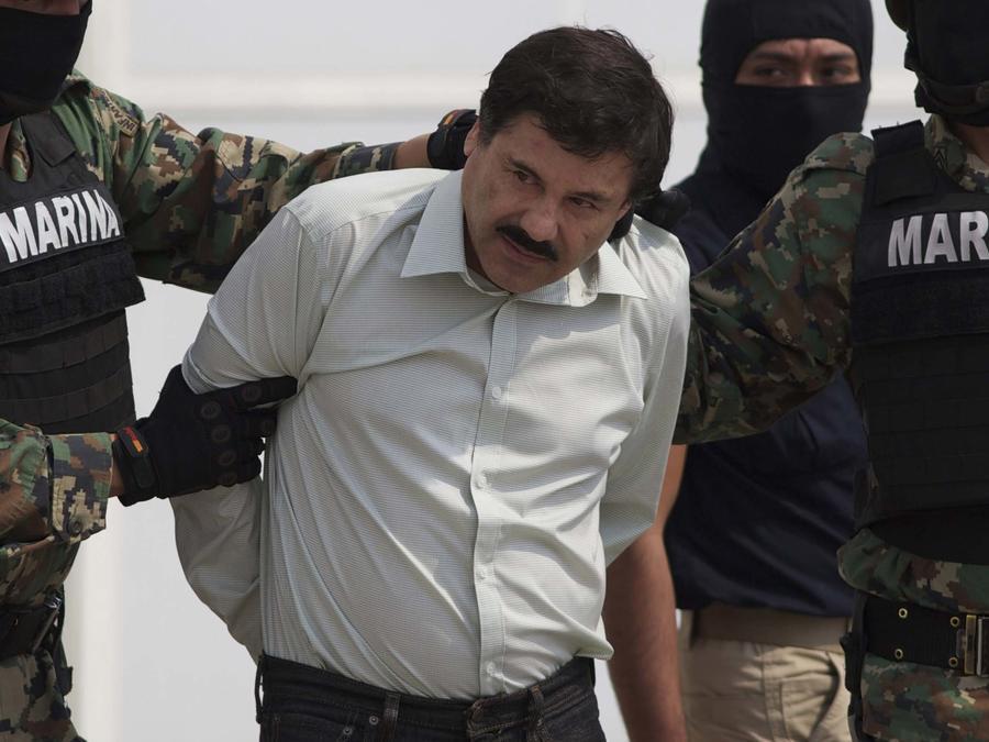 """Joaquín """"El Chapo"""" Guzman"""