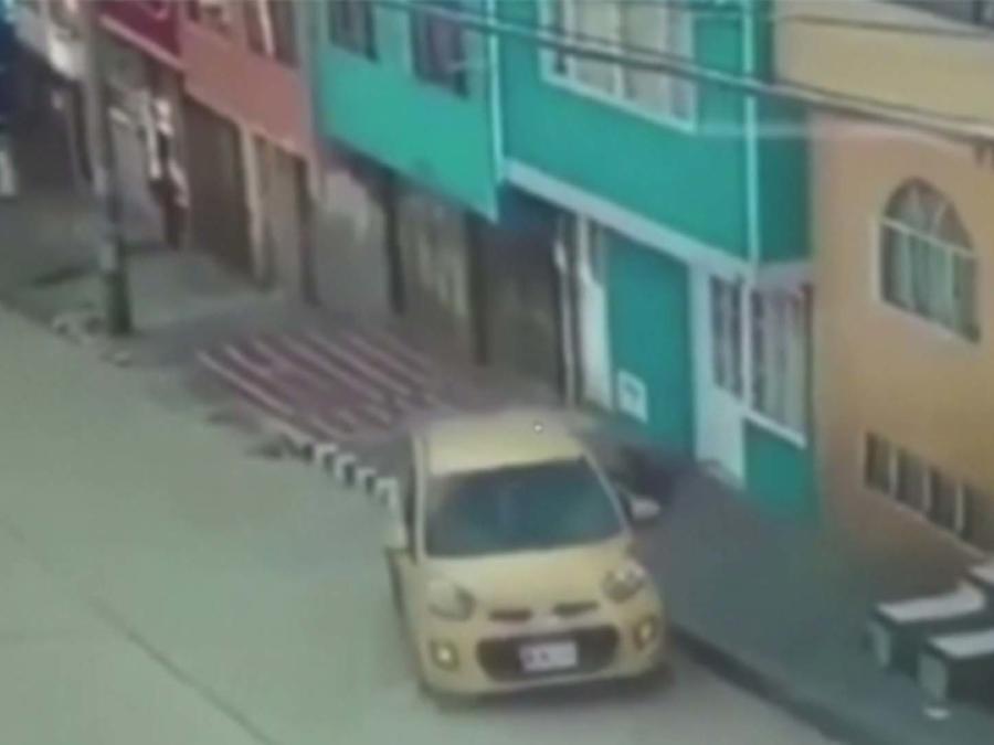 Taxi sin control