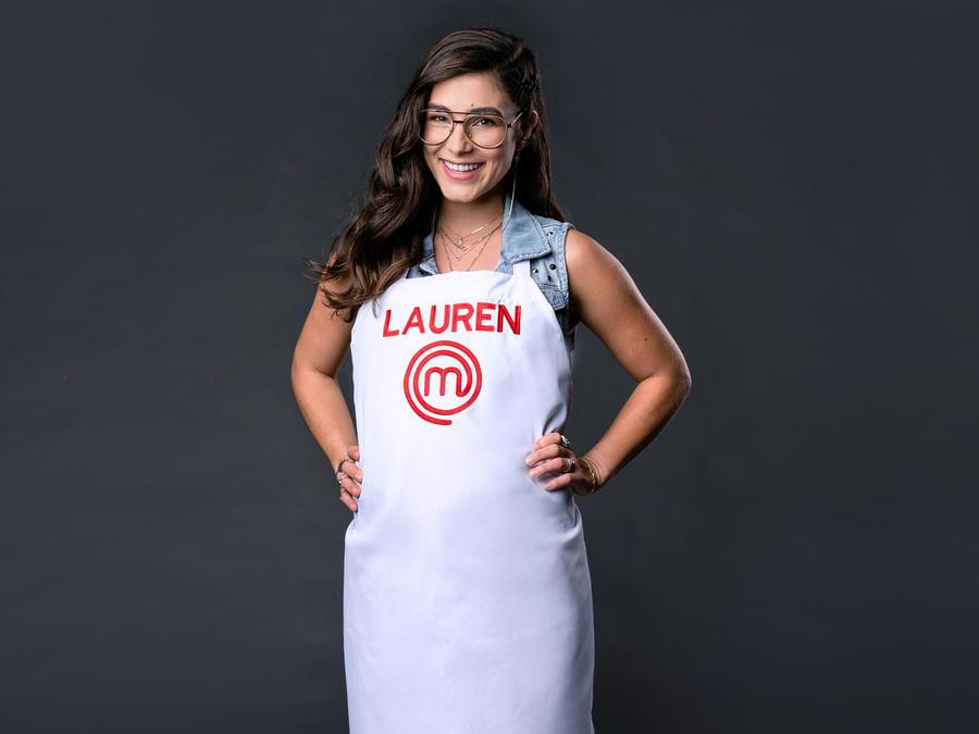 Lauren Arboleda es la ganadora de MasterChef Latino 2