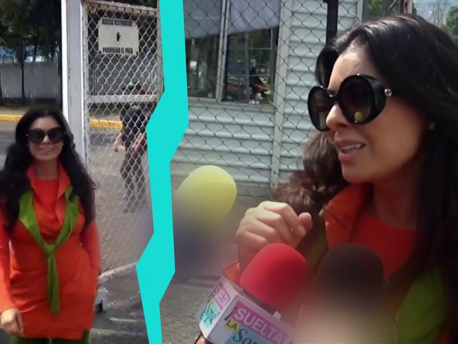 Yadhira Carrillo visita a Juan Collado