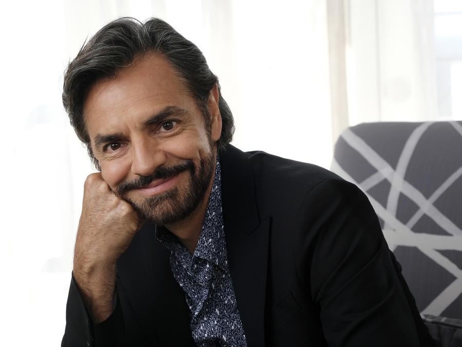 El actor mexicano Eugenio Derbez.