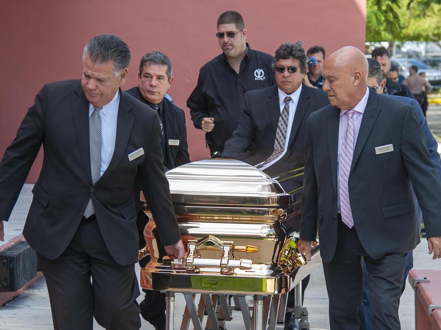 José José es despedido en Miami durante un emotivo homenaje