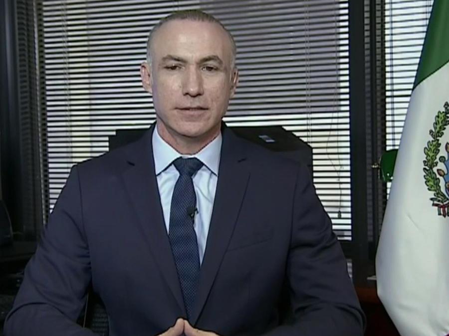 Consul Mexicano