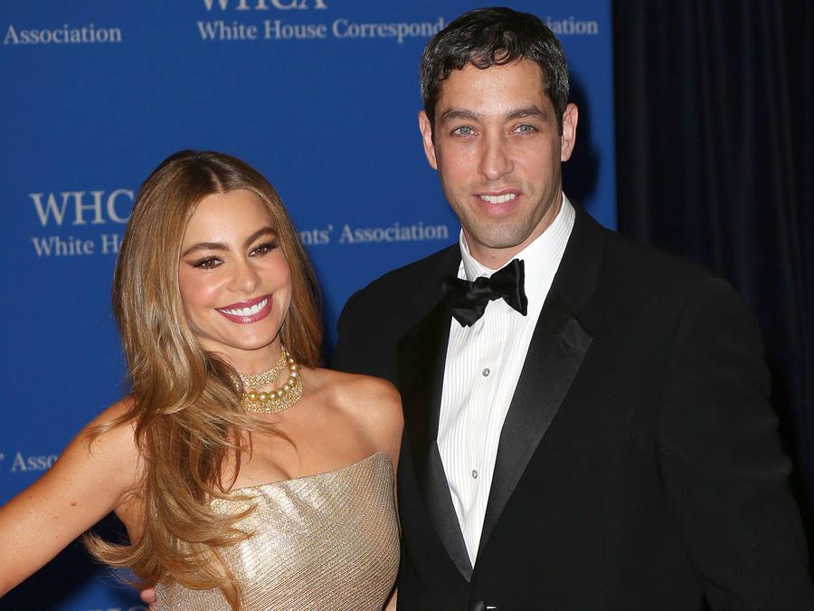 Sofia Vergara y Nick Loeb