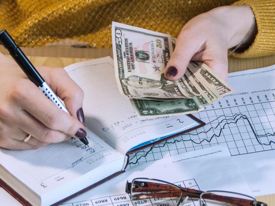 Mujer y finanzas