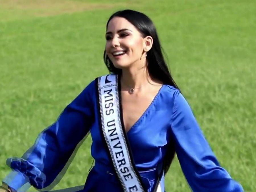 Miss El Salvador, Zuleika Soler