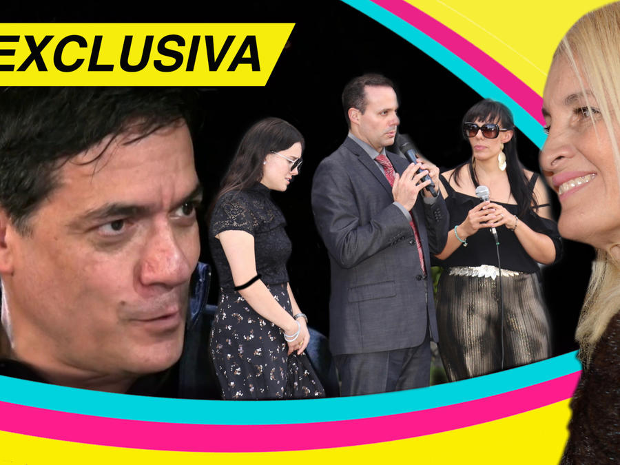 Jorge Reynoso, Sarita Sosa, José Joel, Marysol Sosa y Sara Salazar