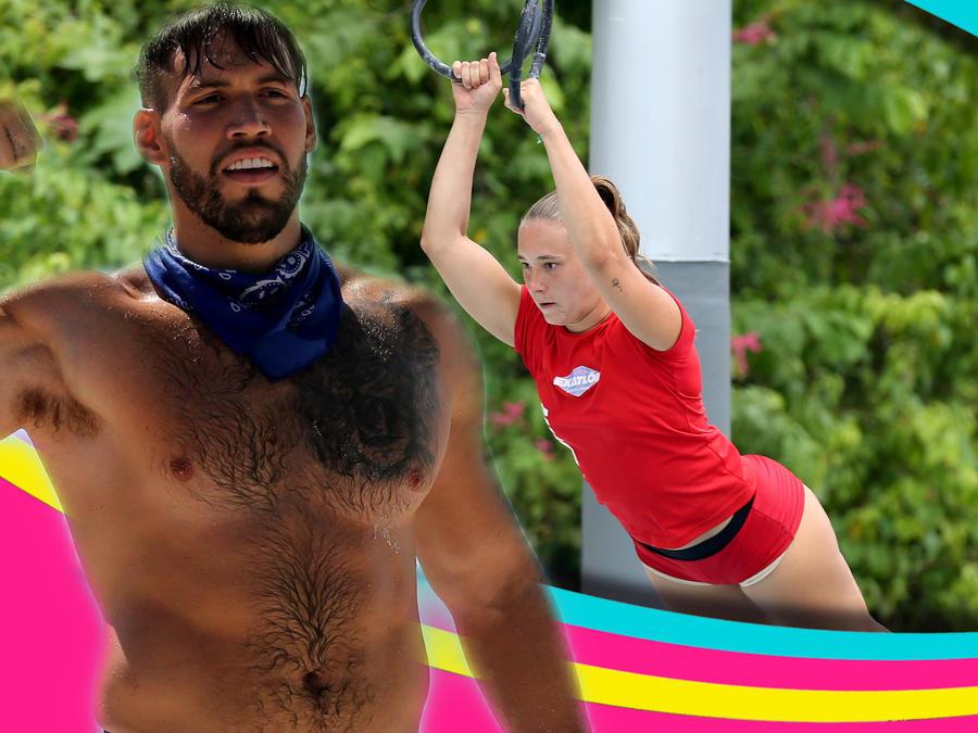 Nicole Regnier y Tavo González