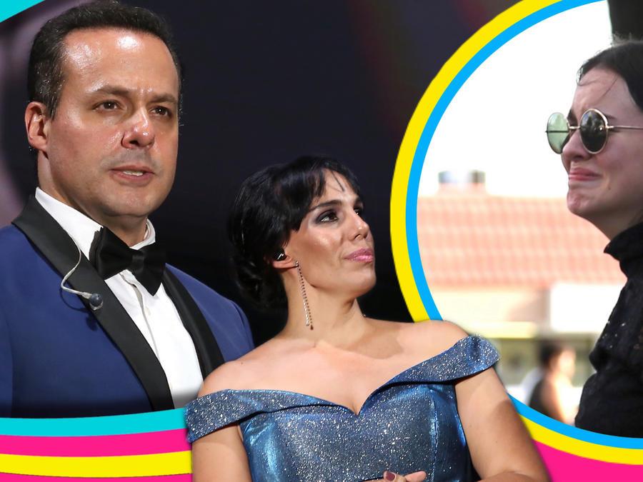 José Joel, Marisol Sosa y Sarita Sosa