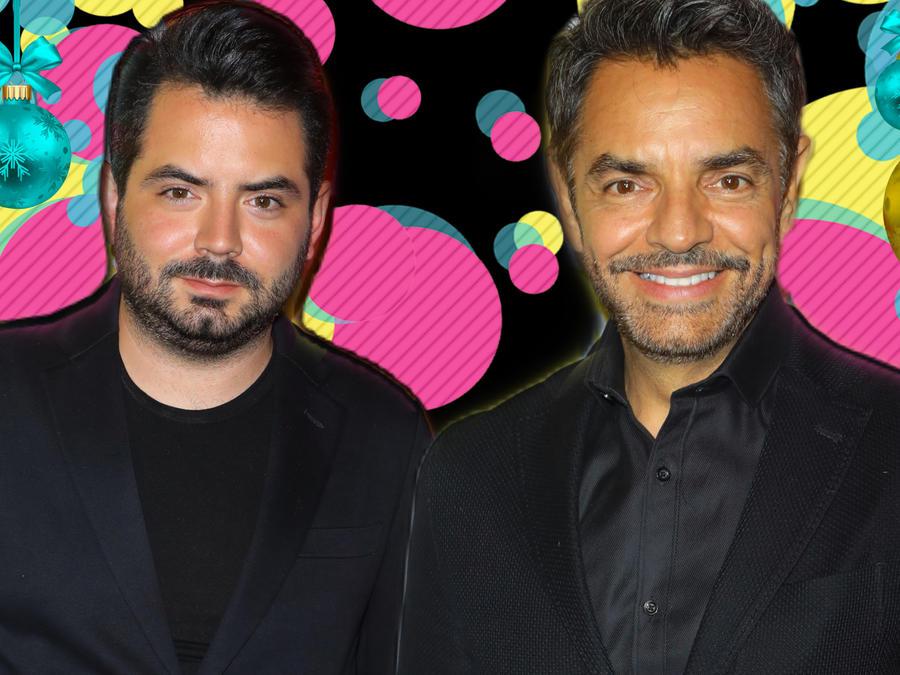 José Eduardo Derbez y Eugenio Derbez