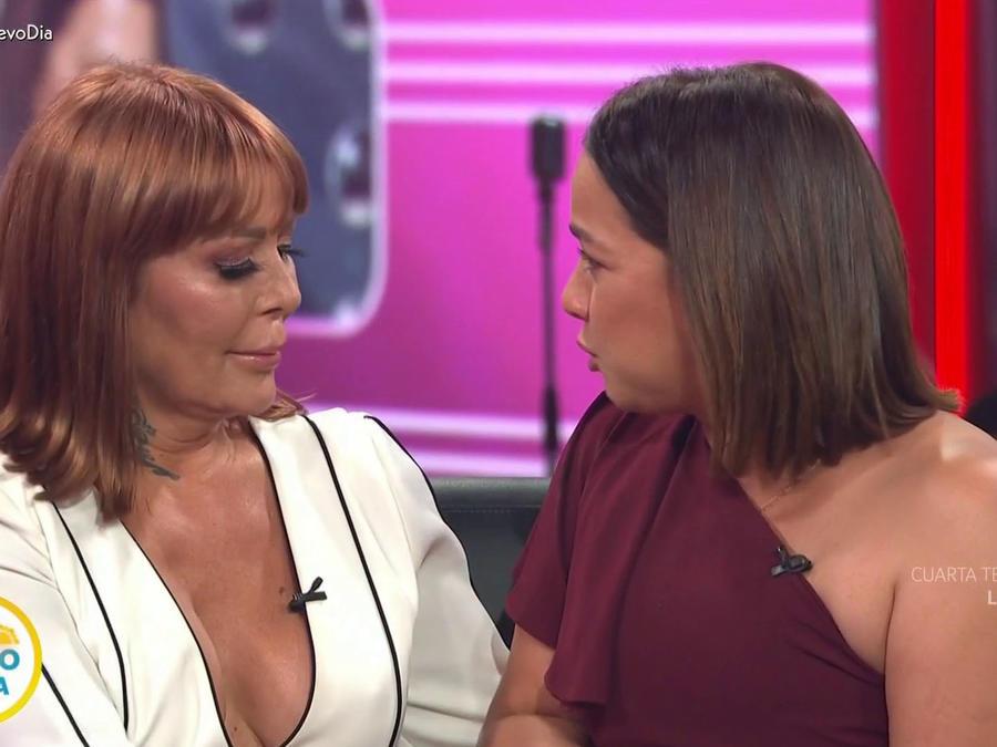 Alejandra Guzmán y Adamari López