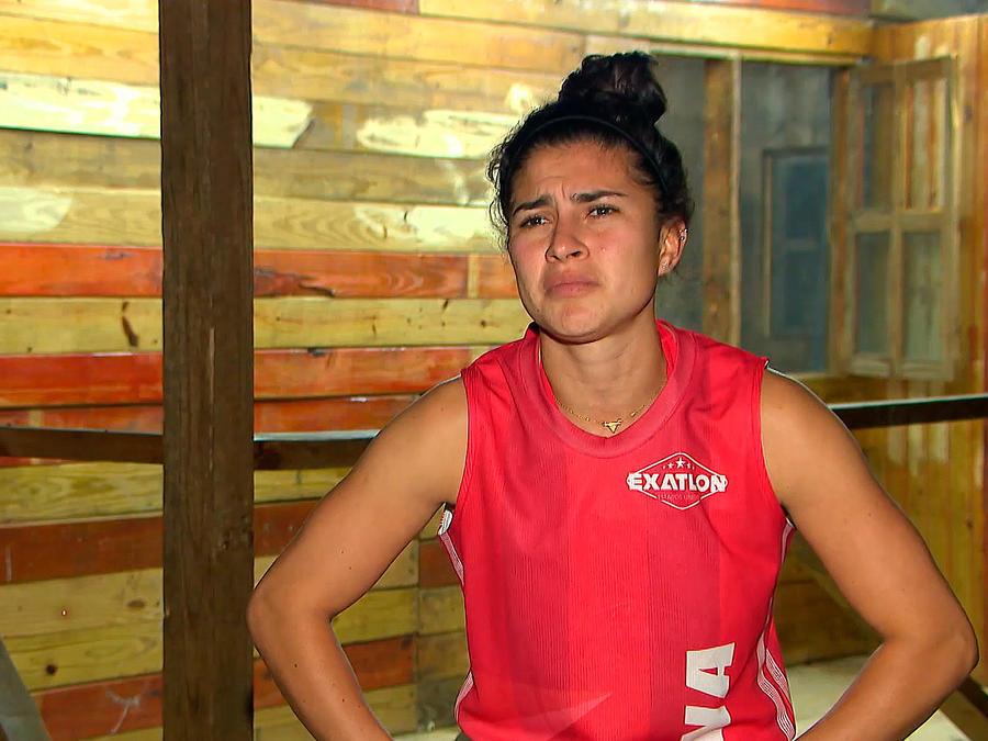 Nona González en entrevista en la Cabaña