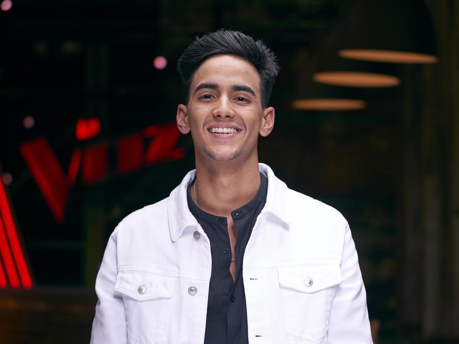 Gabriel Alejandro Arredondo, La Voz US 2, Team Wisin