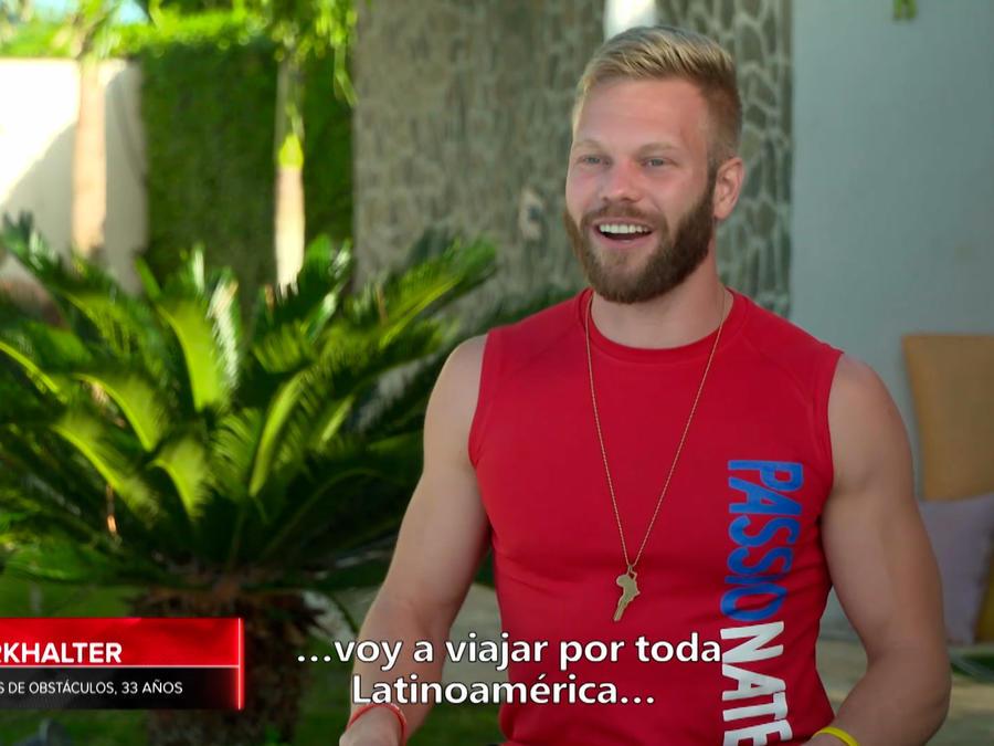 Nate dice que quiere viajar por Latinoamérica