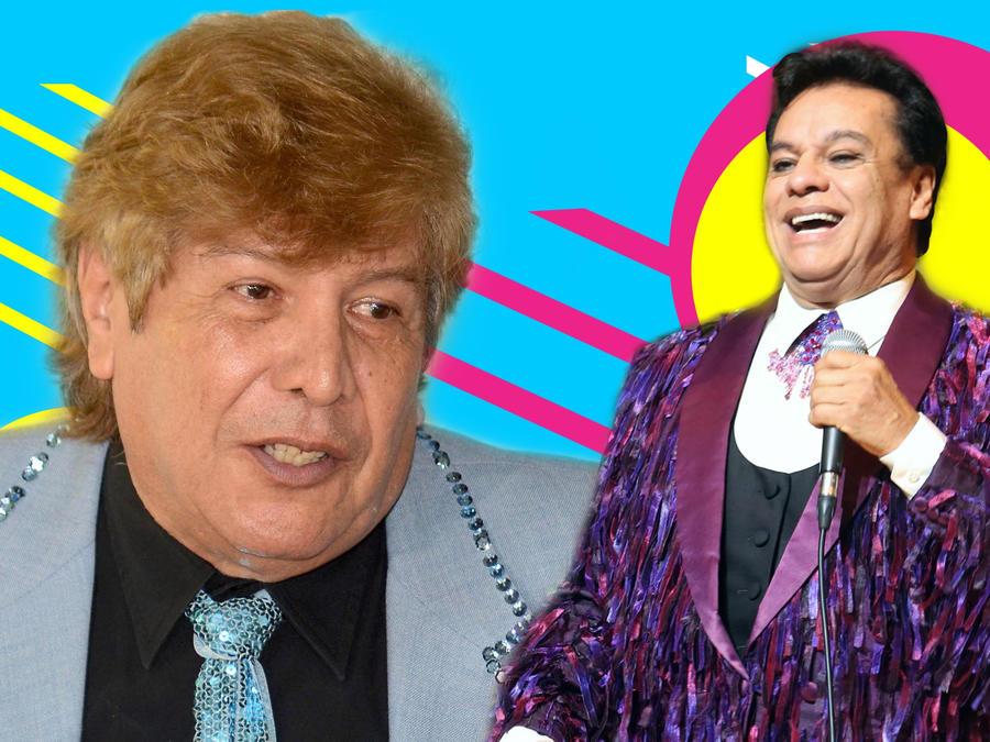 Joaquín Muñoz y Juan Gabriel