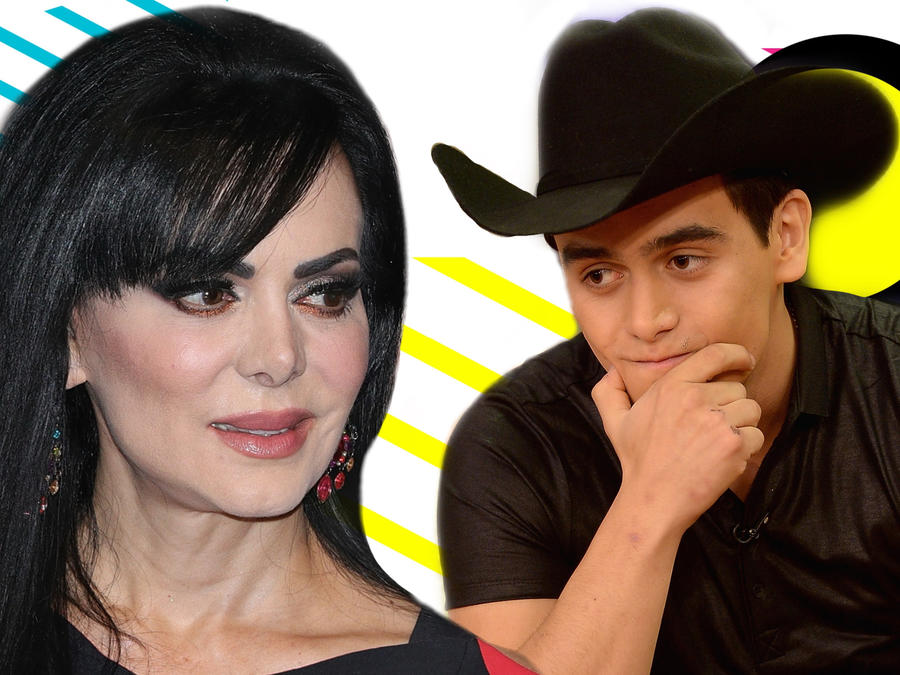 Maribel Guardia y Julián Figueroa