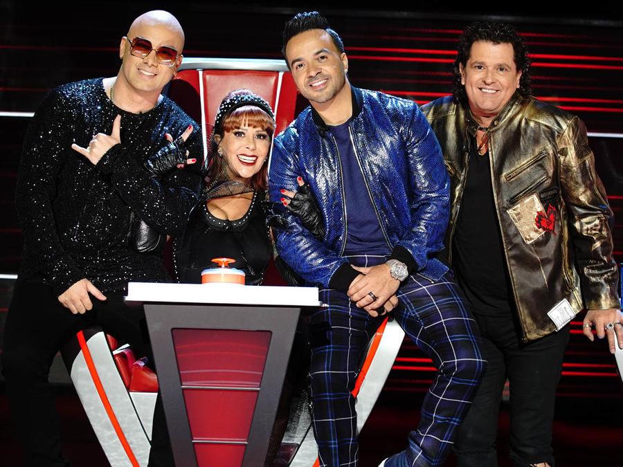 Coaches de La Voz US 2