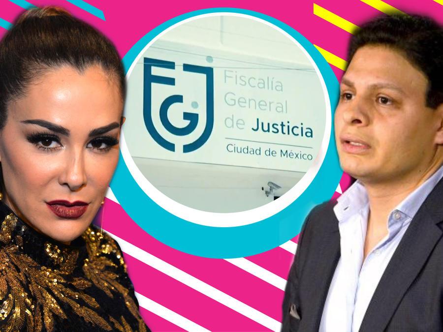 Ninel Conde y Giovanni Medina