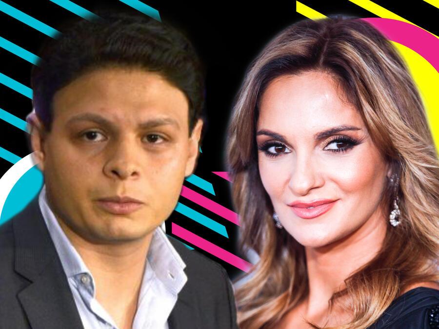 Giovanni Medina y Mariana Seoane