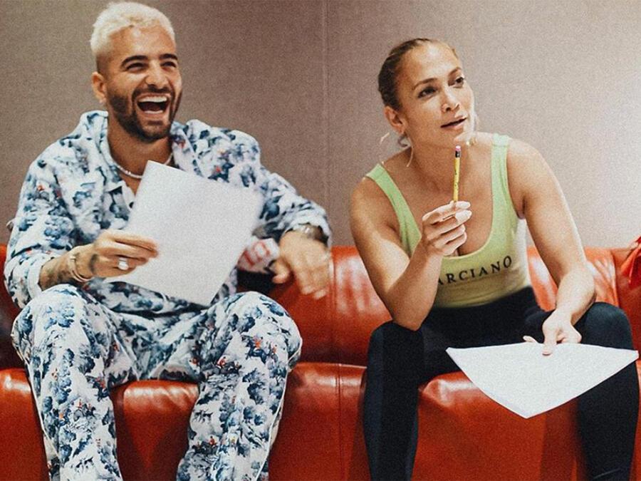 J Lo y Maluma encienden las redes
