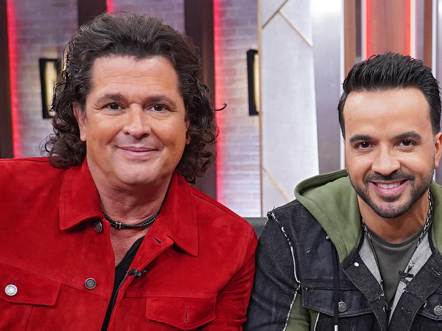 Carlos Vives y Luis Fonsi