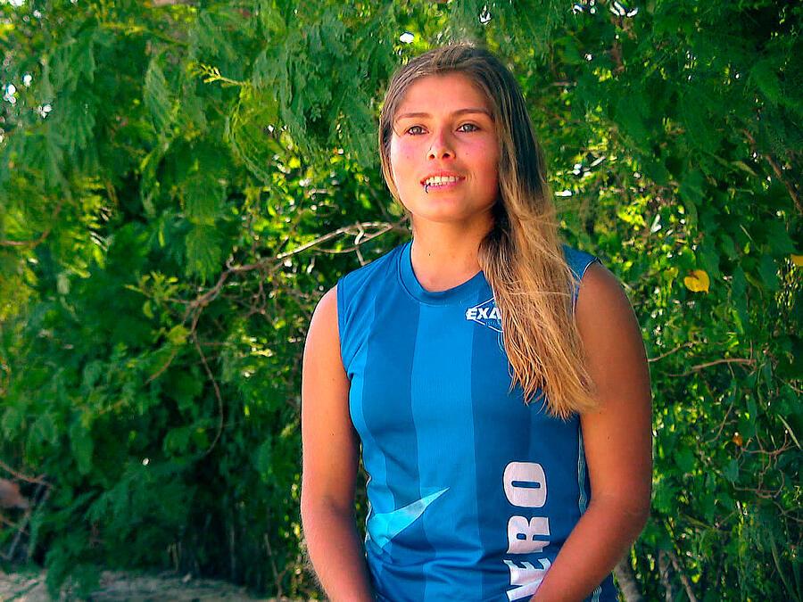 Verónica en entrevista final