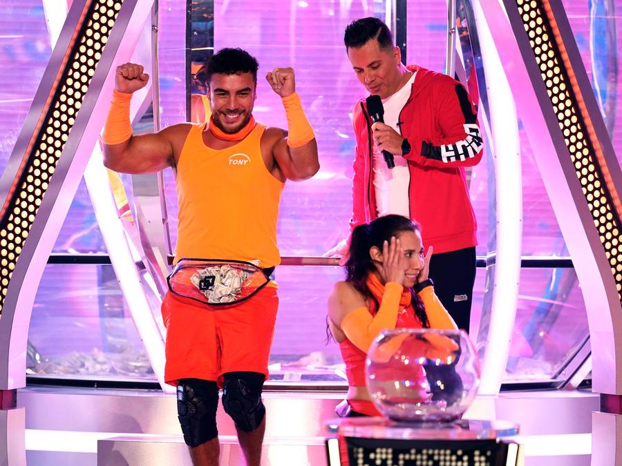 Tony Garza y Raúl entran a El Domo del Dinero