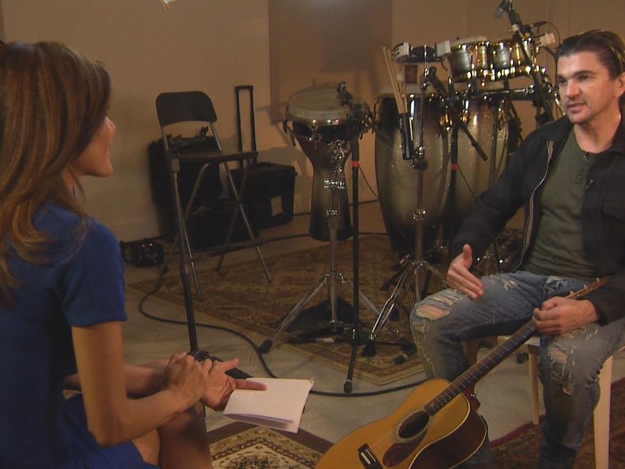 El colombiano Juanes habla sobre su próxima presentación ante el papa Francisco en Filadelfia