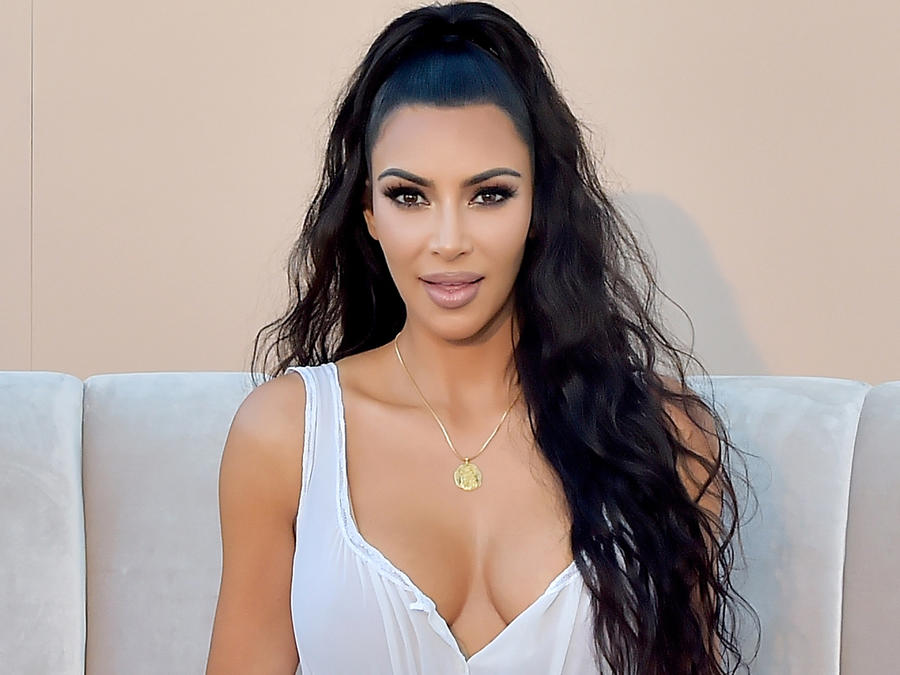 Kim Kardashian's Secret to Radiant Skin