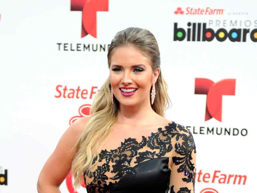 2014 Billboard Latin Music Awards - Arrivals