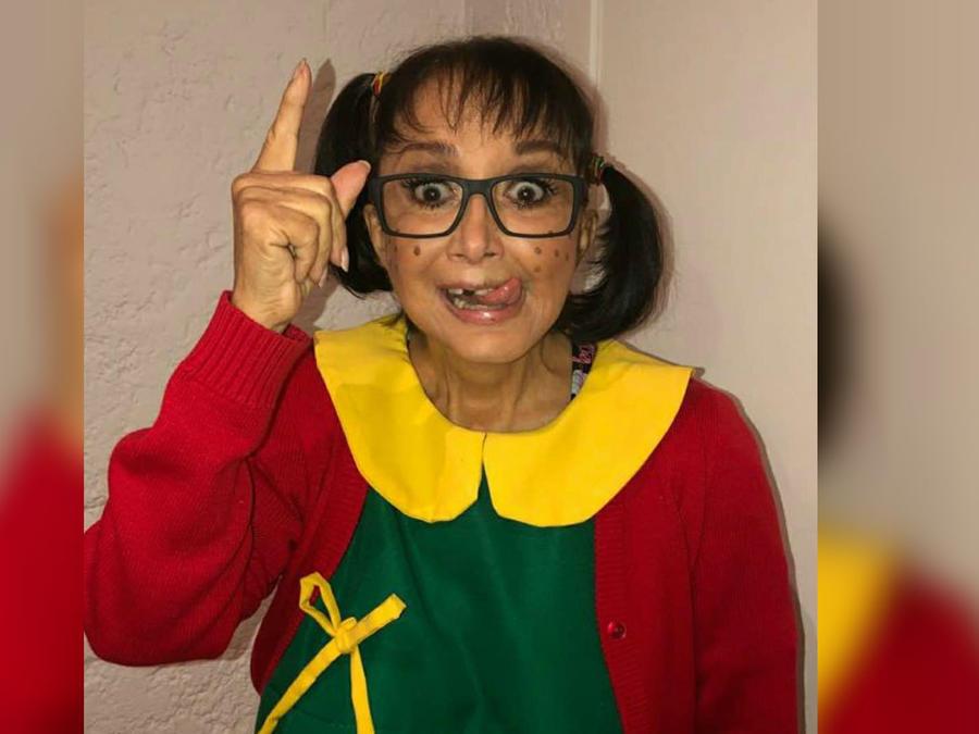 María Antonieta de las Nieves, la 'Chilindrina'
