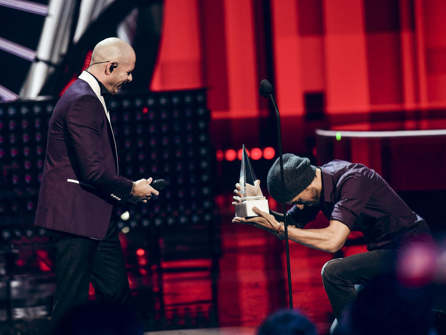 Pitbull LifeTime Achievement Award 2017