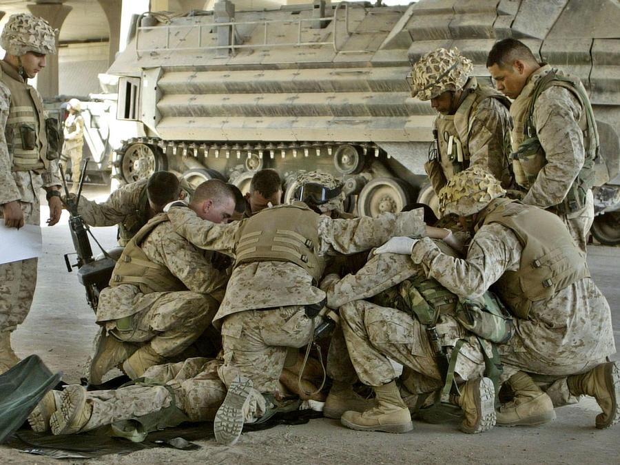 marines estados unidos