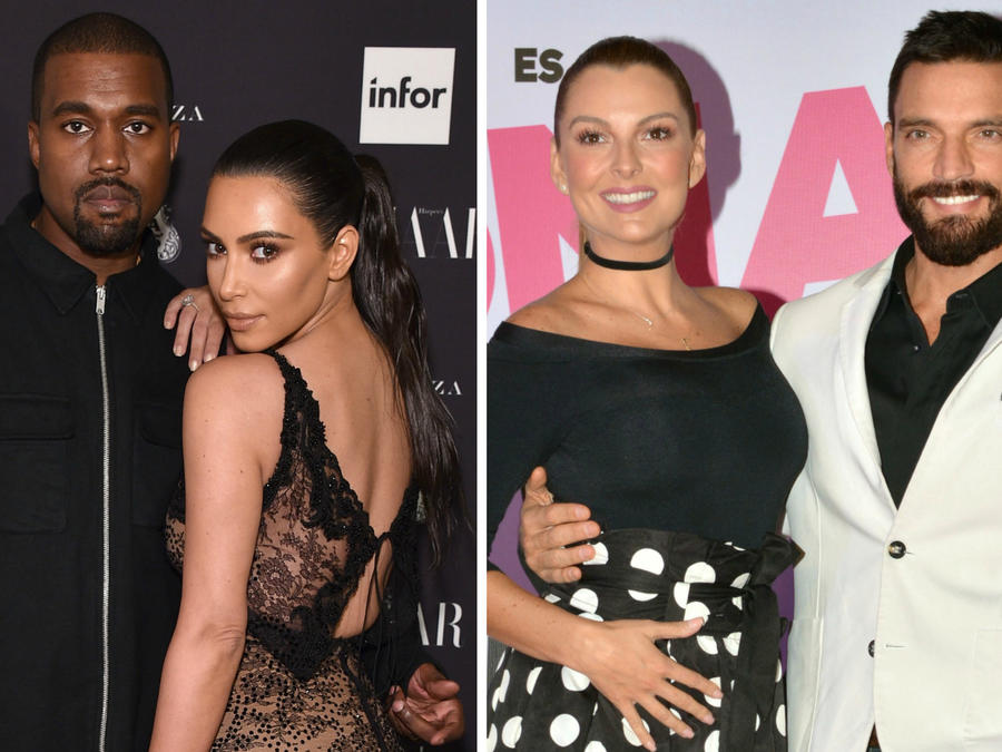 Marjorie de Sousa y Kim Kardashian