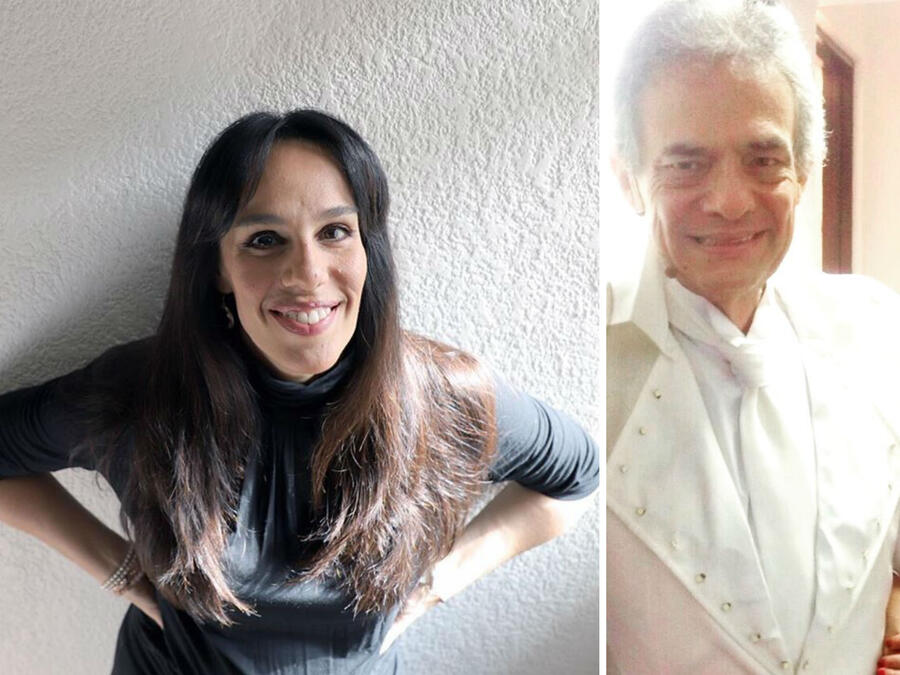 Marysol Sosa y Alejandra Ávalos
