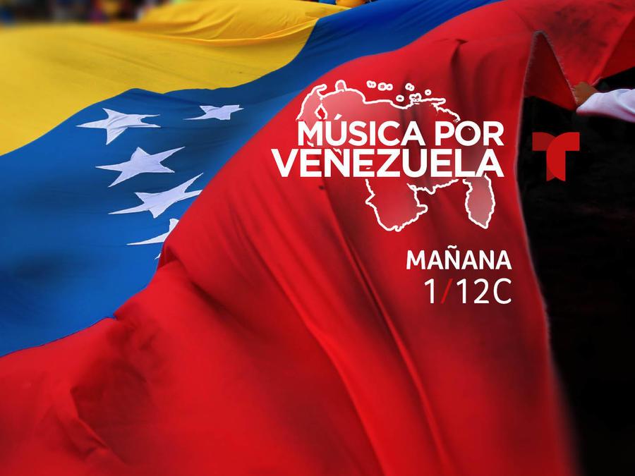Especial Música por Venezuela