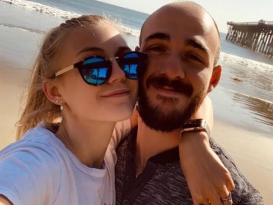Gabrielle Petito y Brian Laundrie