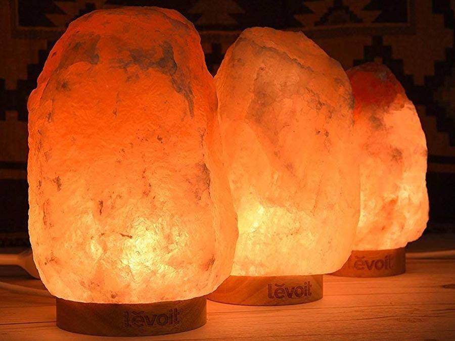 Productos hechos con la benéfica sal del Himalaya