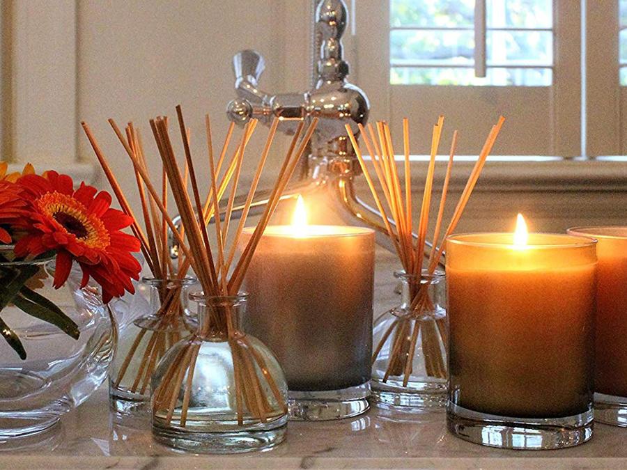 Productos que necesitas para hacer aromaterapia sin salir de casa
